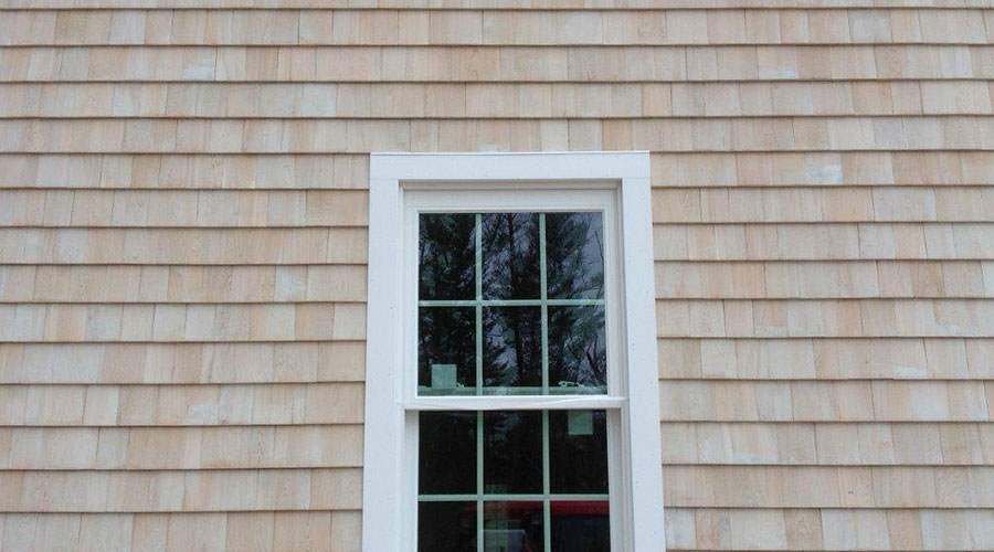 Eastern White Cedar Shingles